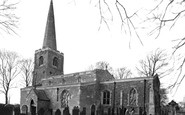 Ab Kettleby, St James' Church c.1955
