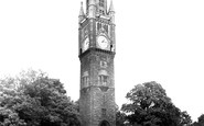 Abberley, Clock Tower Of The Hall c.1955