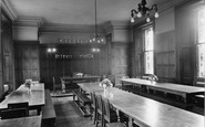 Abberley, Dining Room Of The Hall c.1950
