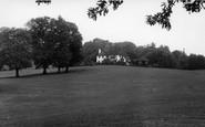 Abberley, Hall, Abberley Lodge c.1955