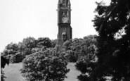 Abberley, Hall c.1955