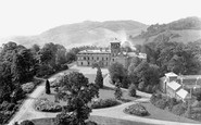 Abberley, Hall, From The Carillon Tower 1911