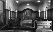 Abberley, Hall, The Chapel c.1950