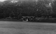 Abberley, Hall, The Pavilion c.1955