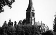 Abberley, St Mary's Church c.1960