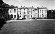 Abberley, The Elms Hotel c.1960