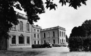 Abberley, The Elms Hotel c.1960