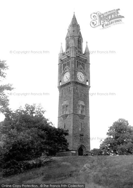 Abberley, The Tower 1911