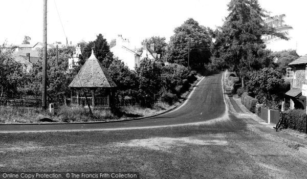 Abberley, The Village c.1960