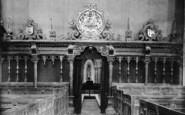 Abbey Dore, The Church Screen 1898
