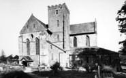 Abbey Dore, The Square c.1895