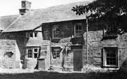 Abbeytown, Old Houses (1664) c.1955