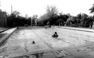 Abbots Bromley, College Swimming Pool c1960