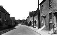 Abbots Bromley, The Village c.1955