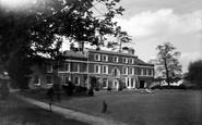 Abbots Langley, Breakspear College, South Side c.1960
