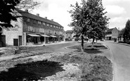 Abbots Langley, Causeway Parade c.1960