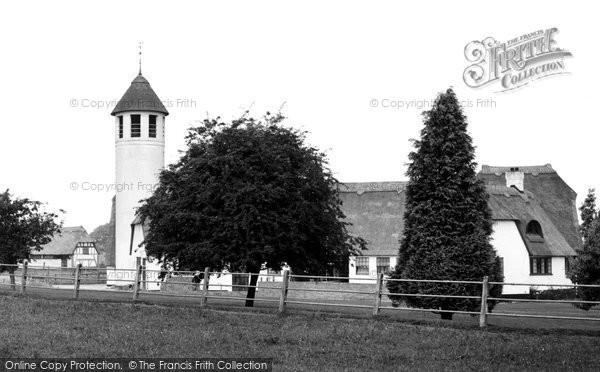 Abbots Langley, Ovaltine Farm c.1960