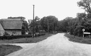 Abbots Ripton, The Village c.1955