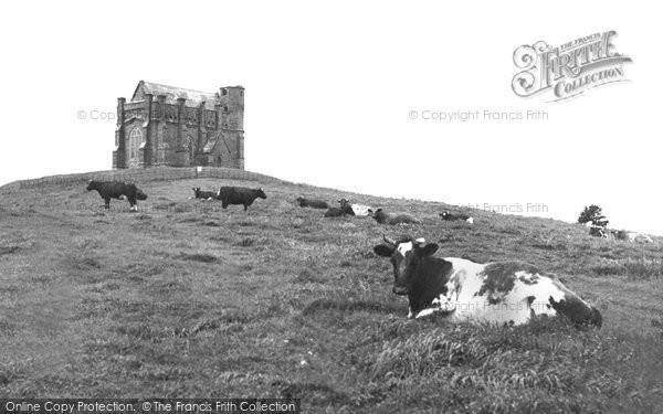 Abbotsbury, St Catherine's Chapel c.1955