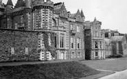 Abbotsford, House, Home Of Sir Walter Scott c.1950