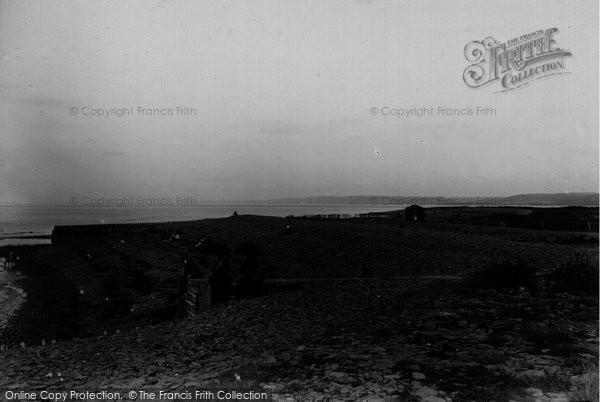 Aberaeron, Beach c.1925