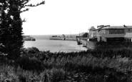 Aberaeron, The Harbour c.1939