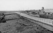 Aberaeron, The Promenade c.1965