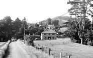 Aberangell, Village c.1955