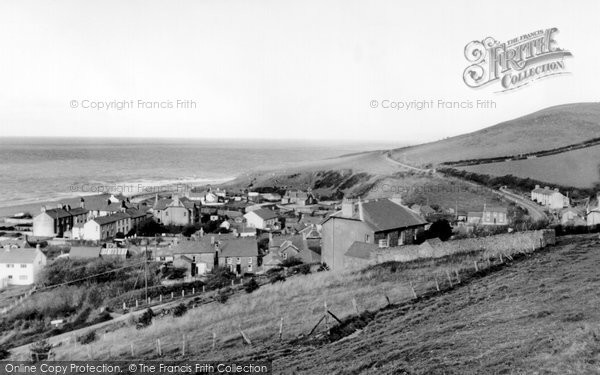 Aberarth, Village c.1965