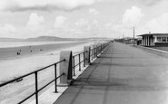 Aberavon, The Beach And Promenade c.1965
