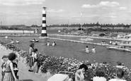 Aberavon, The Boating Lake c.1962