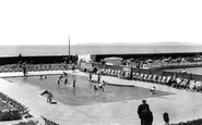 Aberavon, The Paddling Pool c.1965