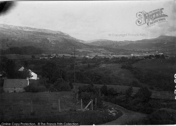 Abercraf, Vale Of Glyn Tawe 1937