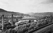 Abercynon, the Colliery c1955