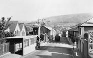 Abercynon, Ynysmeurig Road c.1955