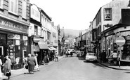 Aberdare, Commercial Street c.1965