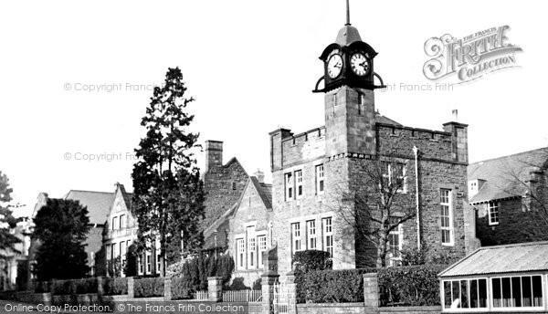 Aberdare, County School For Boys c.1955
