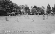Aberdare, Park, Gorsedd Circle c.1960