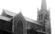 Aberdare, St Elvan's Church 1937