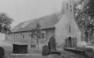Aberdare, St John's Church c.1960