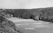 Aberdaron, Porth Iago c.1955