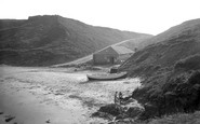Aberdaron, The Cafe, Whistling Sands 1936