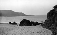 Aberdaron, Whistling Sands c.1936