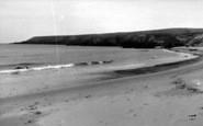 Aberdaron, Whistling Sands c.1955