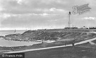 Aberdeen, Girdleness Lighthouse c.1900
