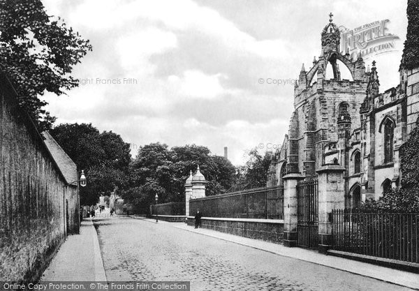 Aberdeen, King's College c.1900