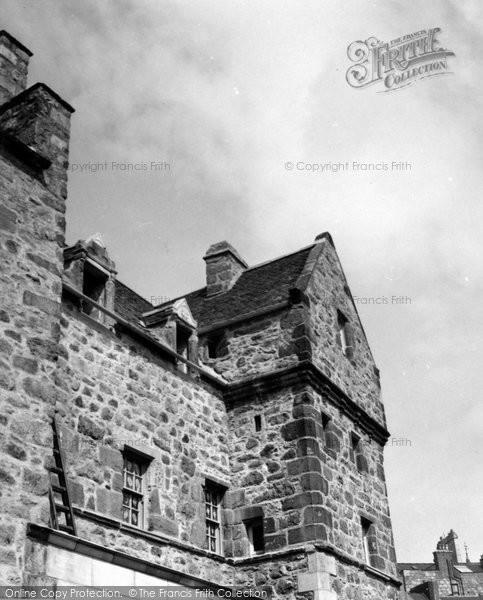 Aberdeen, Provost Ross's House 1954