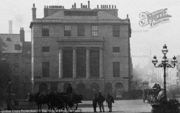 Aberdeen, Union Buildings 1892
