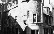Aberdeen, Wallace Tower 1949