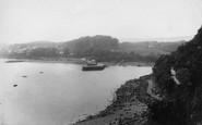 Aberdour, From Hawks Crag 1897
